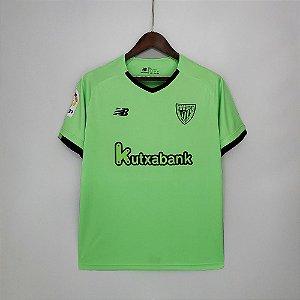 Camisa Athletic Bilbao 2021-22 (Away-Uniforme 2)