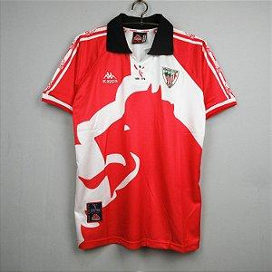 Camisa Athletic Bilbao 1997-1998 (Home-Uniforme 1)