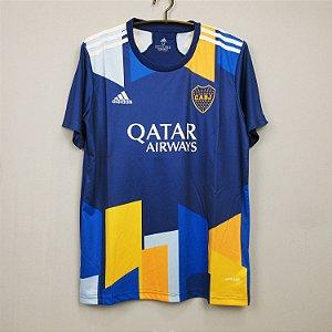 Camisa Boca Juniors 2020-21 (Third-Uniforme 3)