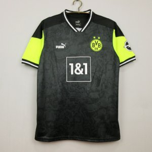 Camisa Borussia Dortmund 2020-21 (Fourth-Uniforme 4)
