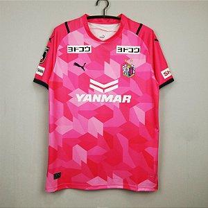 Camisa Cerezo Osaka 2021-22 (Home-Uniforme 1)