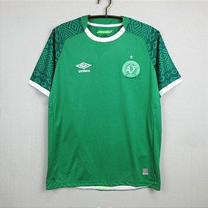 Camisa Chapecoense 2021-22 (Home-Uniforme 1)