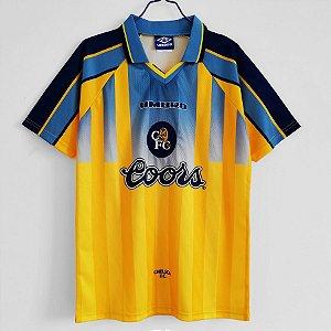 Camisa Chelsea 1996-1997 (Away-Uniforme 2)