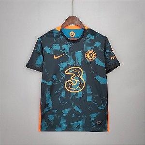 Camisa Chelsea 2021-22 (Third-Uniforme 3)