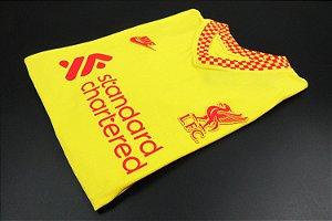 Camisa Liverpool 2021-22 (Third-Uniforme 3) - Modelo Jogador