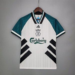 Camisa Liverpool 1993-1995 (Away-Uniforme 2)