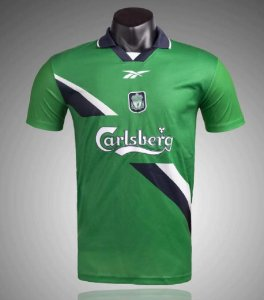 Camisa Liverpool 1999-2000 (Away-Uniforme 2)