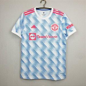 Camisa Manchester United 2021-22 (Away-Uniforme 2)