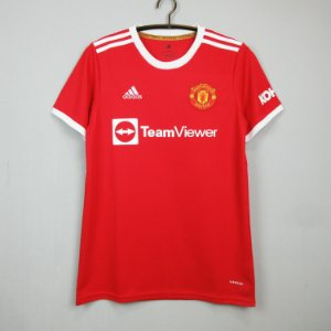 Camisa Manchester United 2021-22 (Home-Uniforme 1)