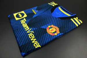 Camisa Manchester United 2021-22 (Third-Uniforme 3) - Modelo Jogador