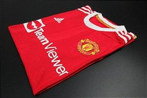 Camisa Manchester United 2021-22 (Home-Uniforme 1) - Modelo Jogador