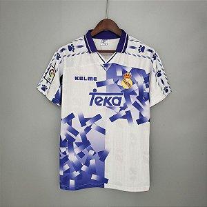 Camisa Real Madrid 1996-1997 (Third-Uniforme 3)