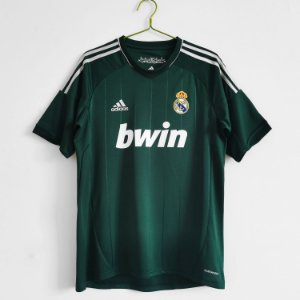 Camisa Real Madrid 2012-2013 (Third-Uniforme 3)