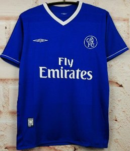 Camisa Chelsea 2003-2004 (Home-Uniforme 1)