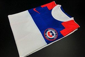Camisa Chile 2020-21 (Away-Uniforme 2) - Modelo Jogador