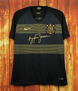 Camisa Corinthians 2018-19  (Third-Uniforme 3) - Modelo Torcedor