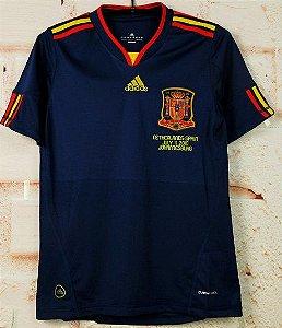 Camisa Espanha Copa do Mundo 2010 (FINAL)