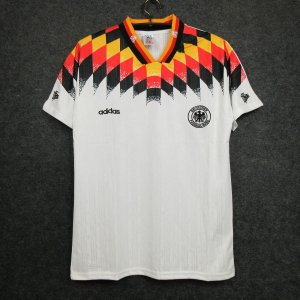 Camisa Alemanha 1994 Copa do Mundo  (Home-Uniforme 1)