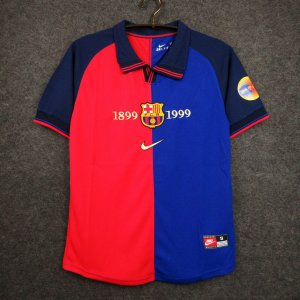 Camisa Barcelona 1999-2000 (Home-Uniforme 1)