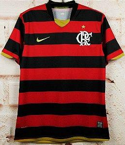 Camisa Flamengo 2008 (Home-Uniforme 1)