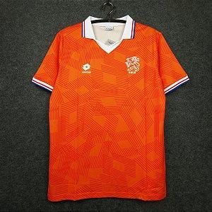 Camisa Holanda 1994 (Home-Uniforme 1) - Copa do Mundo