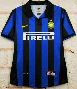 Camisa Internazionale 1998-1999 (Home-Uniforme 1)