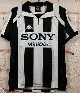 Camisa Juventus 1997-1998 (Home-Uniforme 1)