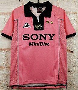 Camisa Juventus 1997-1998 (Third-Uniforme 3)