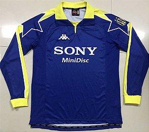 Camisa Juventus 1997-1998 (Away-Uniforme 2) - Manga Longa