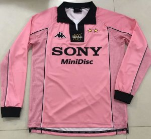 Camisa Juventus 1997-1998 (Third-Uniforme 3) - Manga Longa