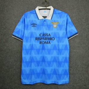 Camisa Lazio 1989-1990 (Home-Uniforme 1)