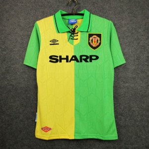 Camisa Manchester United 1992-1993 (Third-Uniforme 3)