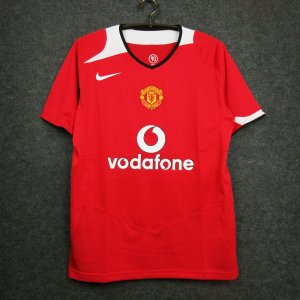 Camisa Manchester United 2004-2005 (Home-Uniforme 1)