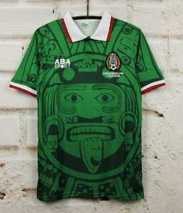 Camisa México Copa do Mundo 1998  (Home-Uniforme 1)