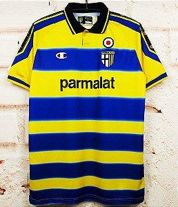 Camisa Parma 1999-2000 (Home-Uniforme 1)
