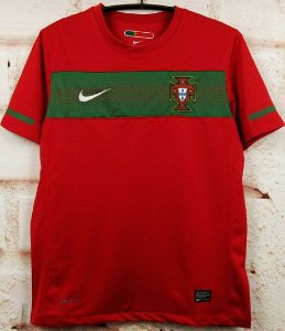 Camisa Portugal 2010 (Home-Uniforme 1)