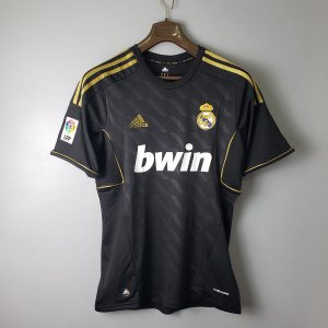 Camisa Real Madrid 2011-2012 (Away-Uniforme 2)