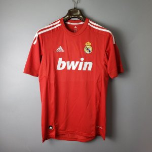Camisa Real Madrid 2011-2012 (Third-Uniforme 3)