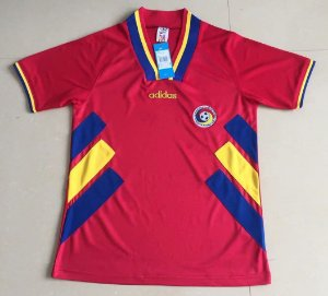 Camisa Romênia Copa do Mundo 1994 (Away-Uniforme 2)