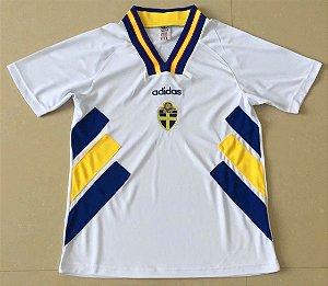 Camisa Suécia Copa do Mundo 1994 (Away-Uniforme 2)