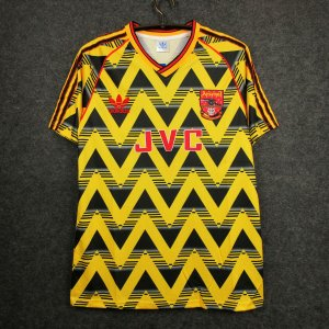 Camisa Arsenal 1991-1993 (Away-Uniforme 2)