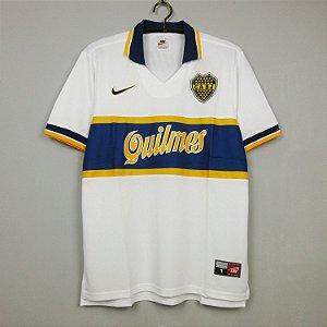 Camisa Boca Juniors 1997-1998 (Away-Uniforme 2)