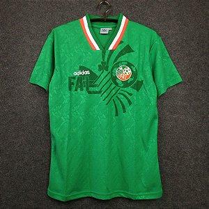 Camisa Irlanda Copa do Mundo 1994 (Home-Uniforme 1)