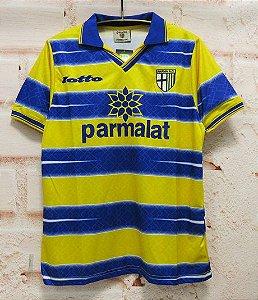 Camisa Parma 1998-1999 (Home-Uniforme 1)