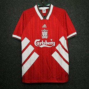 Camisa Liverpool 1993-1995 (Home-Uniforme 1)