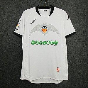 Camisa Valencia 2009-2010  (Home-Uniforme 1)