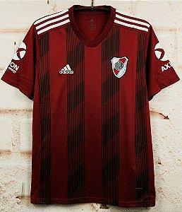 Camisa River Plate 2019-20 (Away-Uniforme 2) - Modelo Torcedor