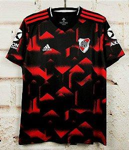 Camisa River Plate 2019 (Third-Uniforme 3) - Modelo Torcedor