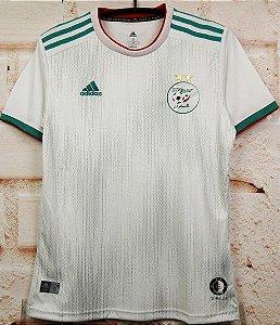 Camisa Argélia 2019-20 (Home-Uniforme 1)