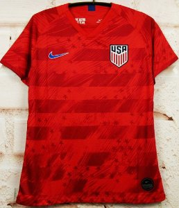 Camisa EUA 2019-20 (Away-Uniforme 2) - Modelo Torcedor